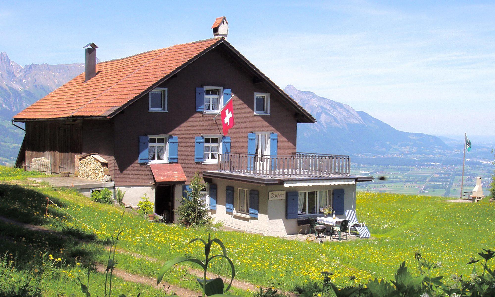Ferienhaus-Bergheim